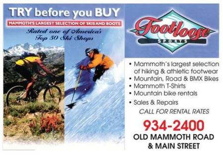 Try Before You Buy Footloose Sports
