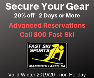 Secure Your Gear Ski Rentals