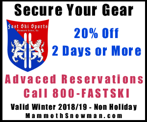 Fast Ski Sports Secure Your Gear