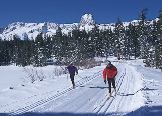 Tamarack Cross Country Ski Center