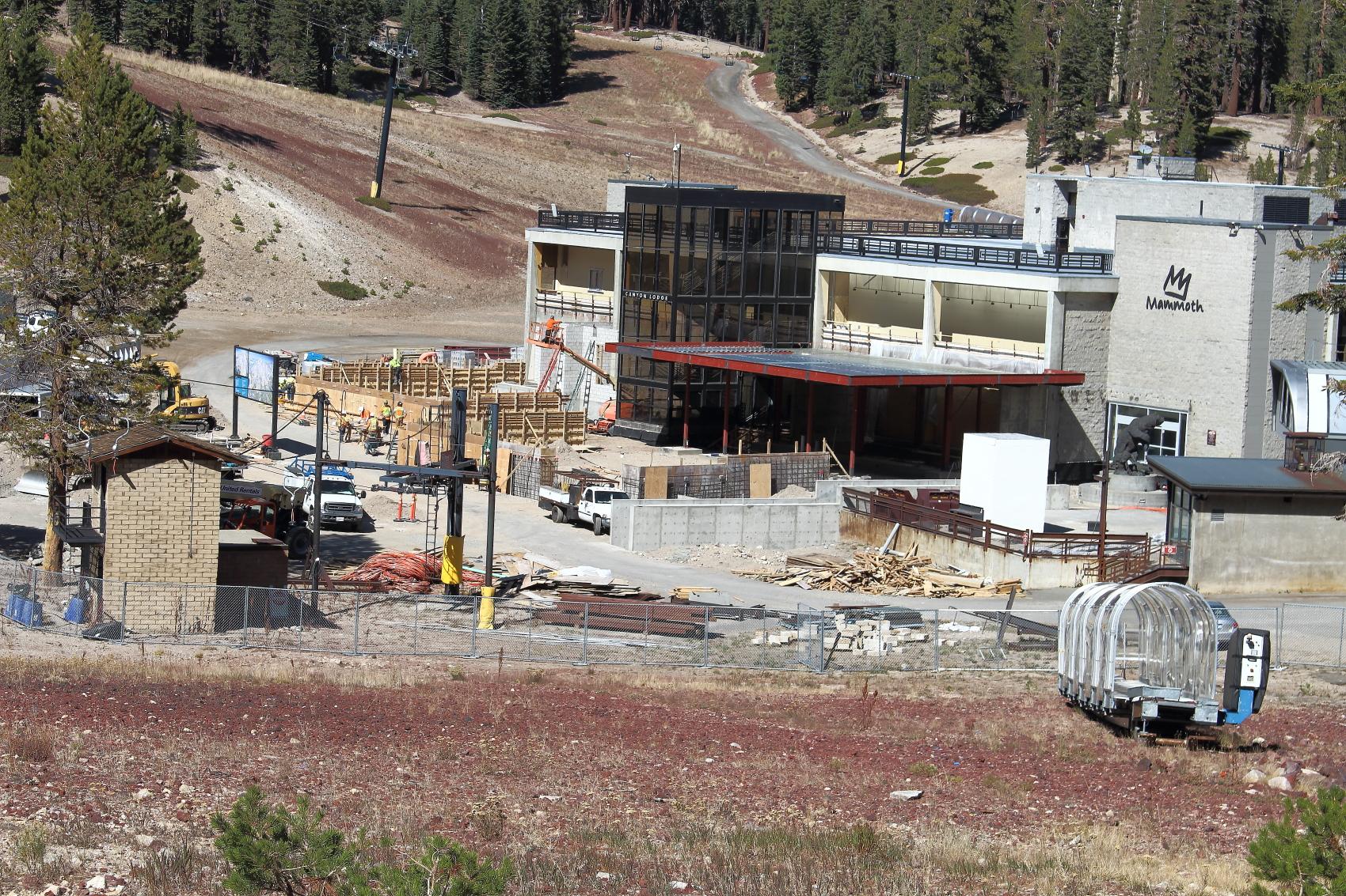 Canyon Lodge Remodel - Photo by Snowman