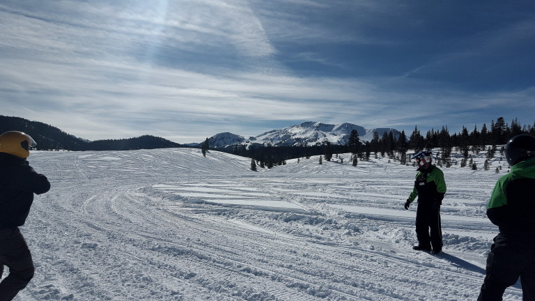 Mammoth Mountain Snowmobile Adventures