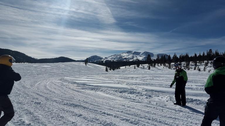 Mammoth Mountain Snowmobile Adventures