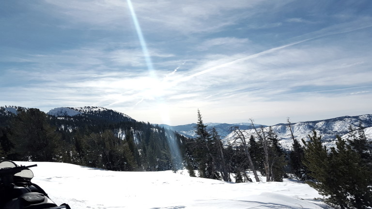 Mammoth Mountain Snowmobiling Adventures