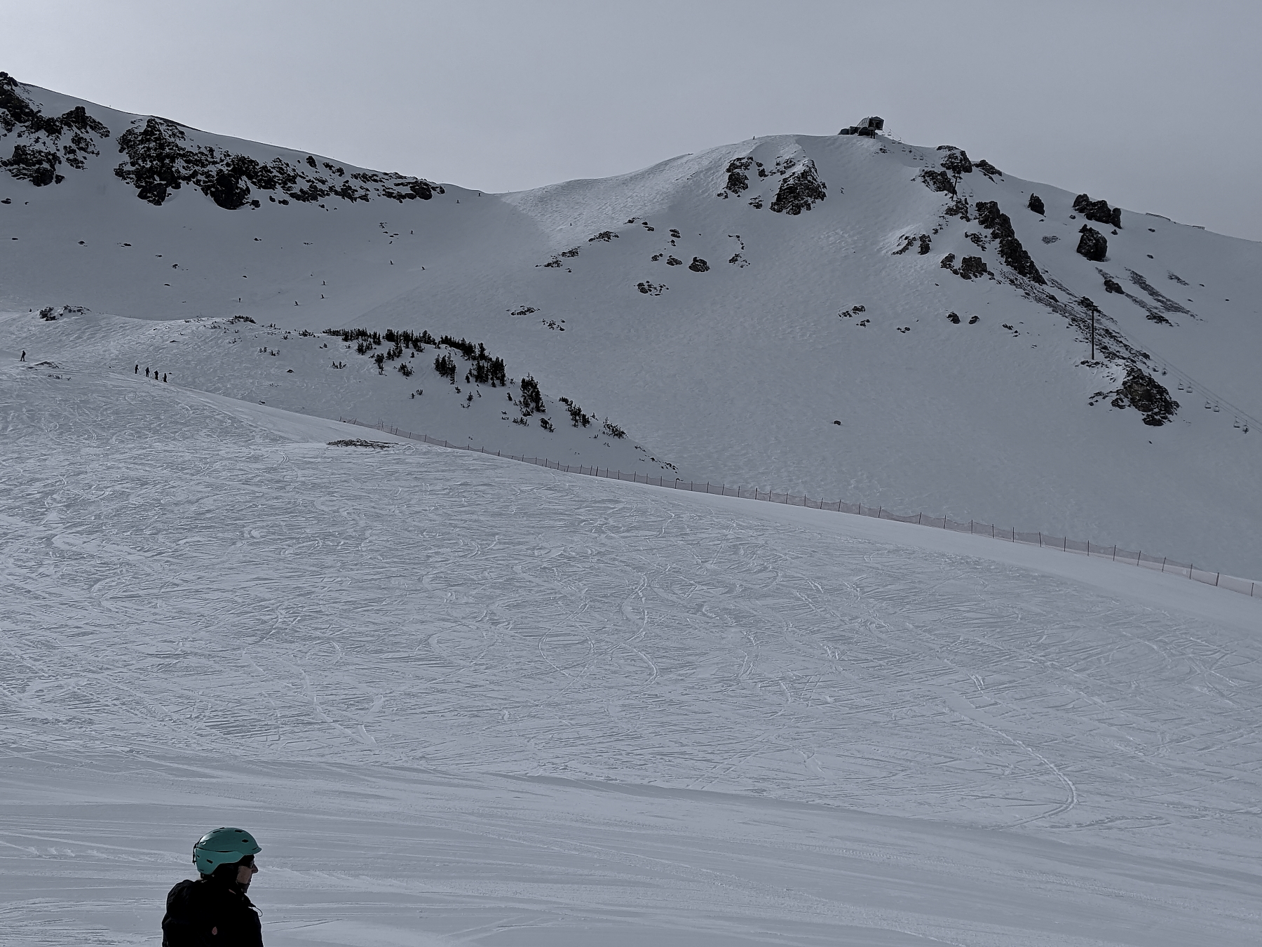 Cornice, the Drop Outs and the Top of Chair 23