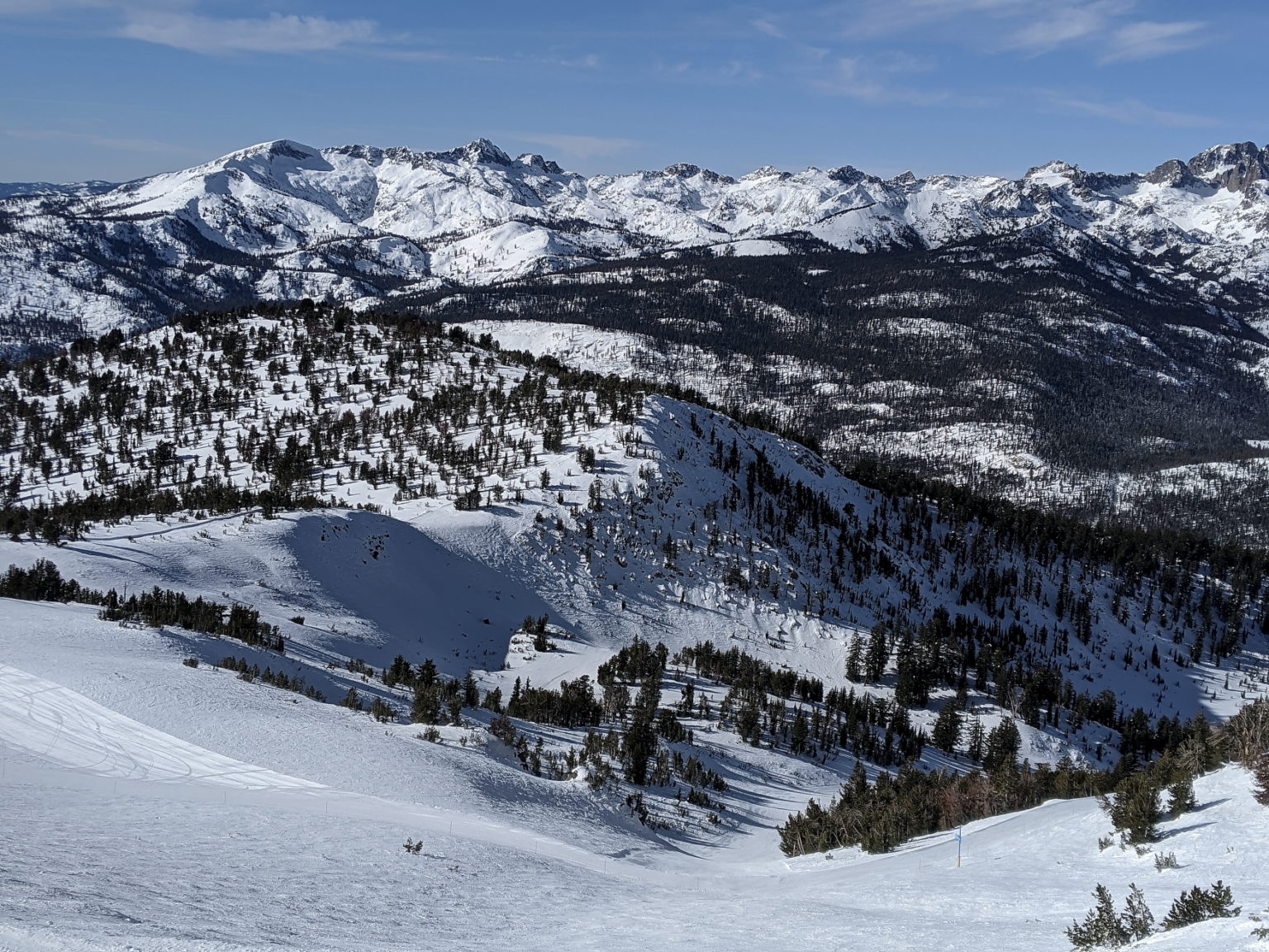 Chair 14 Area