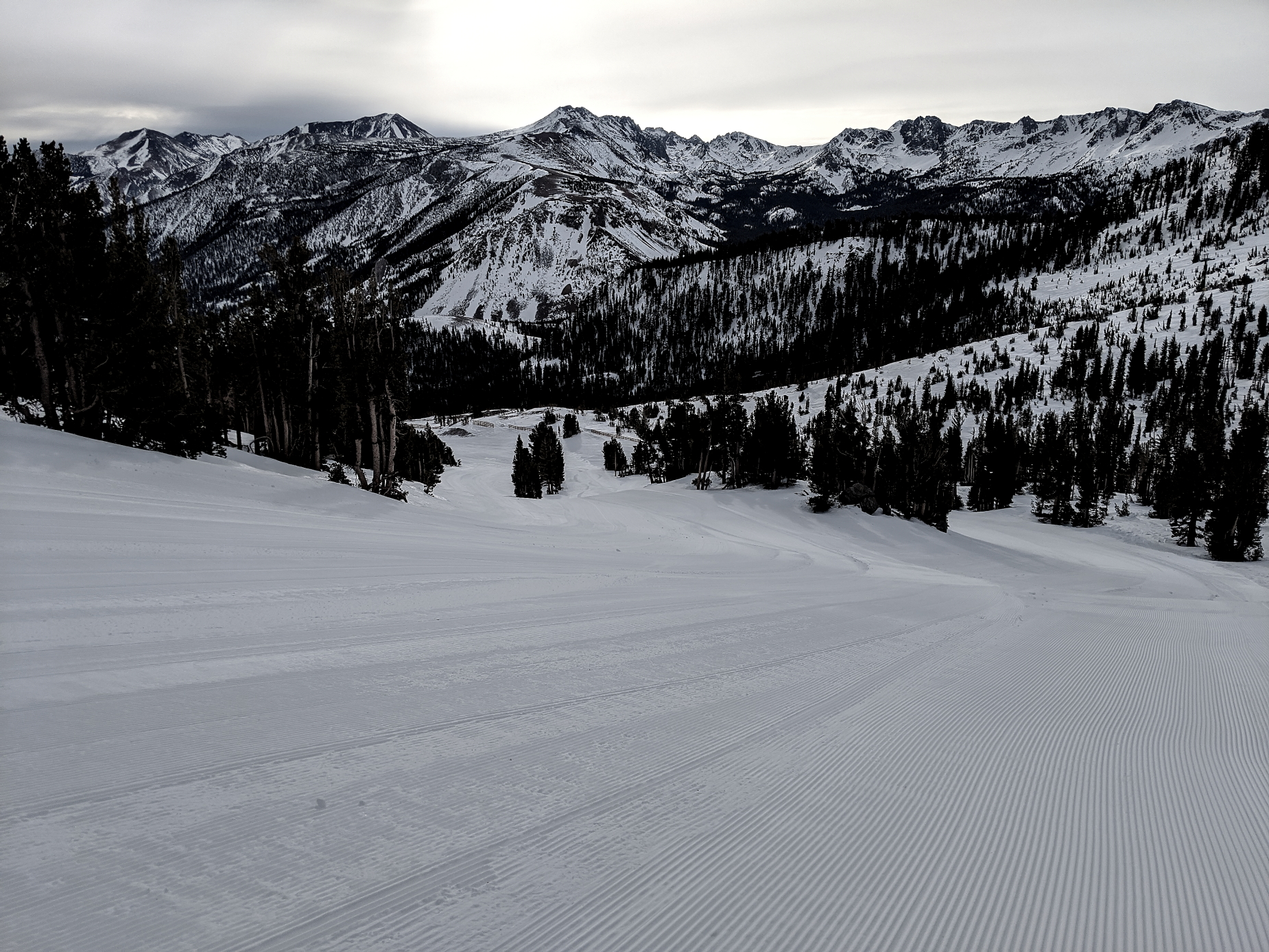 Mammoth Mountain Photos January 19th, 2020