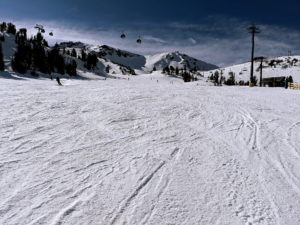Snowmans Morning Report for 2-10-2020 from Mammoth Mountain