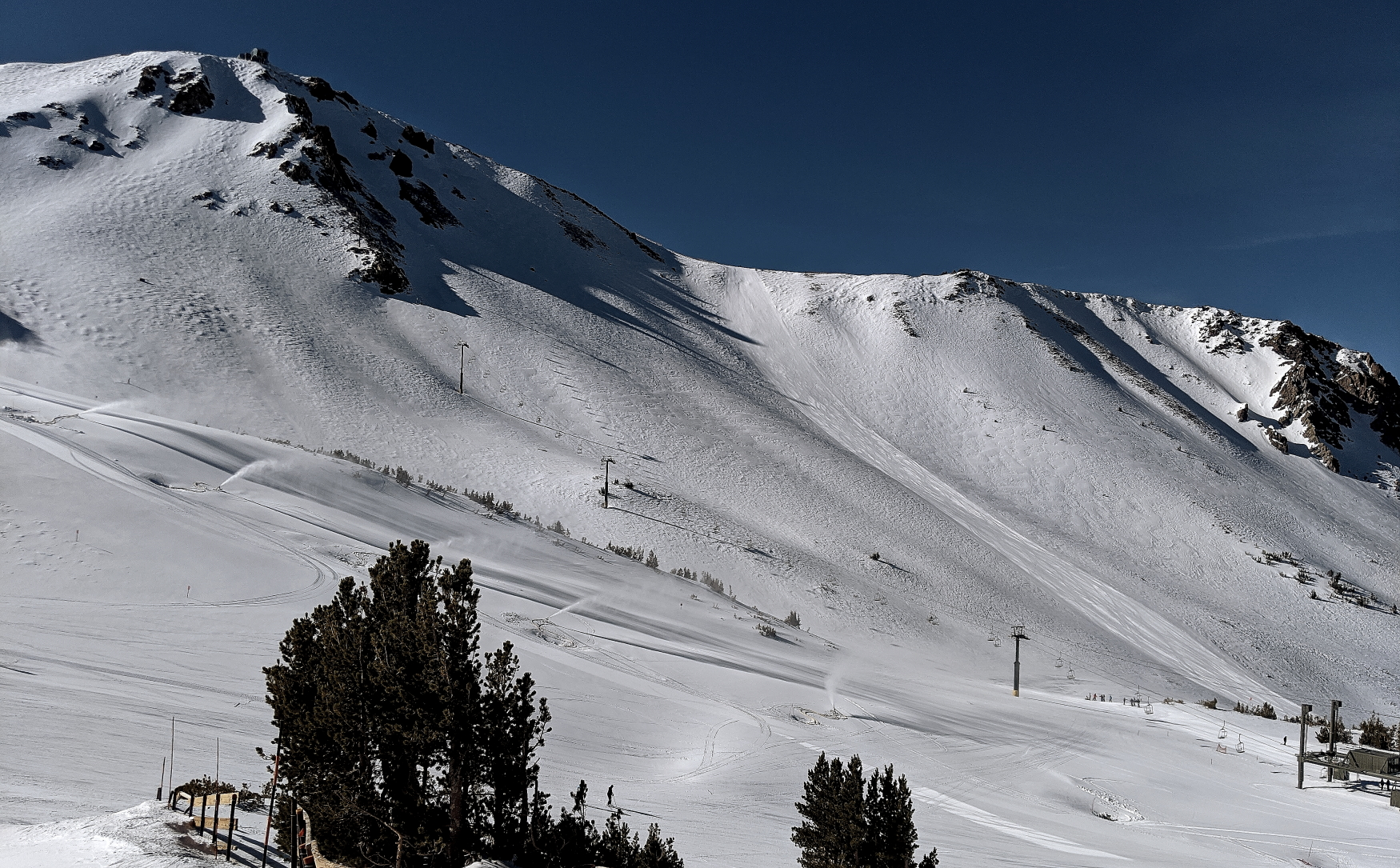 Mammoth Mountain 2-12-2020