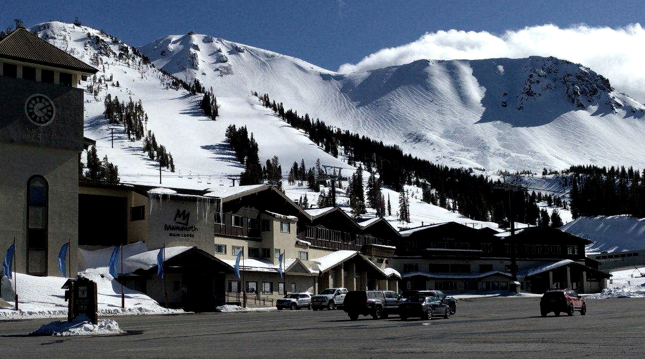 Mammoth Mountain Ski Area