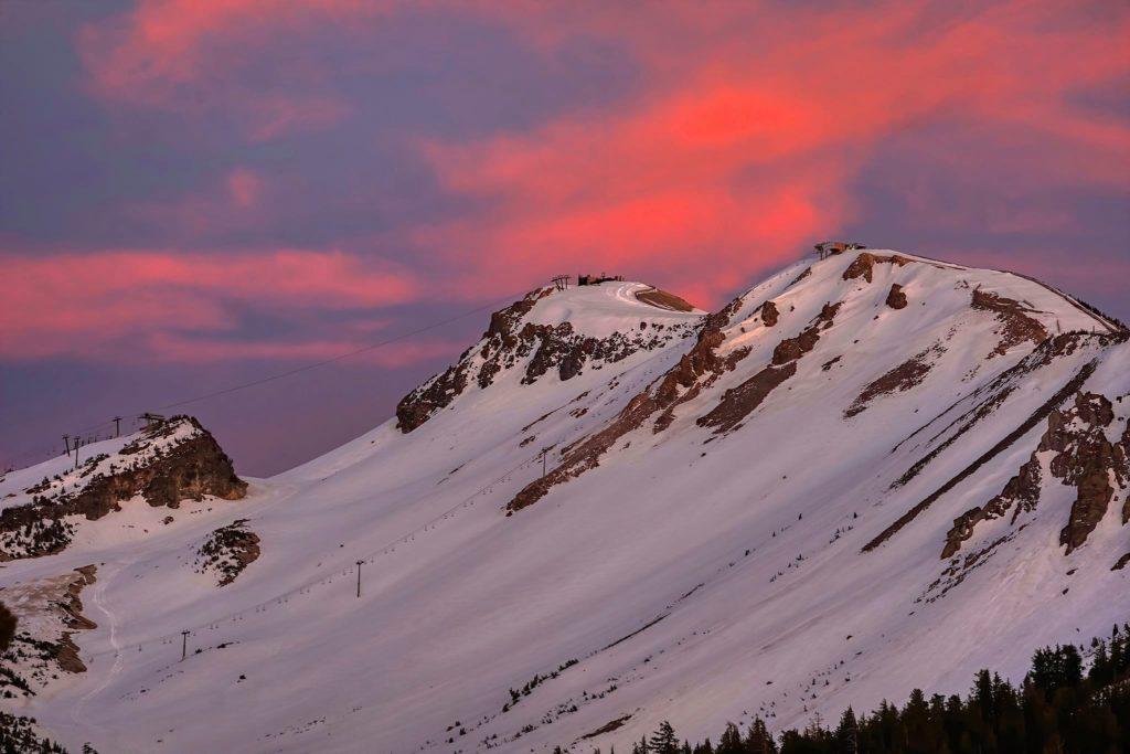 Mammoth Mountain - Photo By Derek Sample