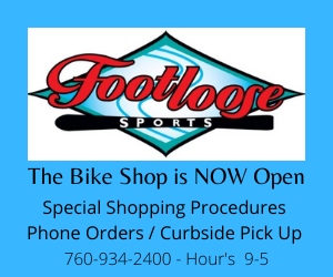 Footloose Sports Bike Shop - 760-934-2400