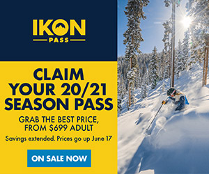Ikon Pass Spring Sale
