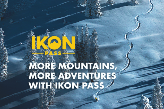 Mammoth Mountain Ikon Pass