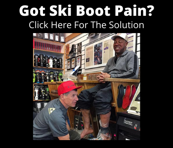 Ski Boot Tune Up at Footloose Sports