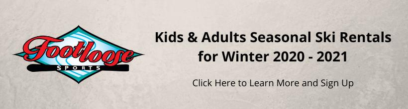 Footloose Sports Seasonal Ski Rentals