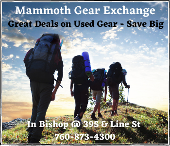 Mammoth Gear Exchange - 760-873-4300