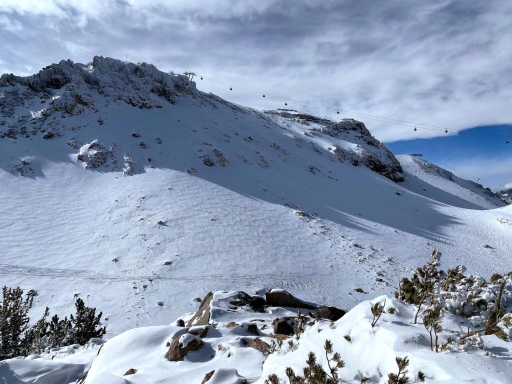 Mammoth Mountain Sunday 1-24-2021