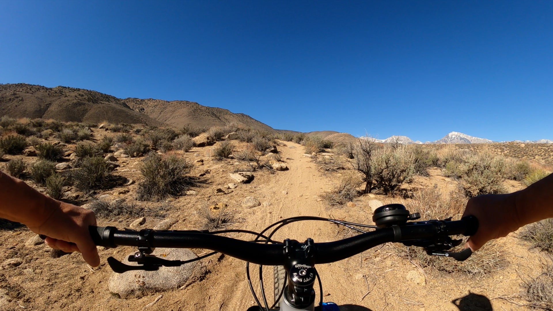 Mountain Biking in the Northern Owens Valley
