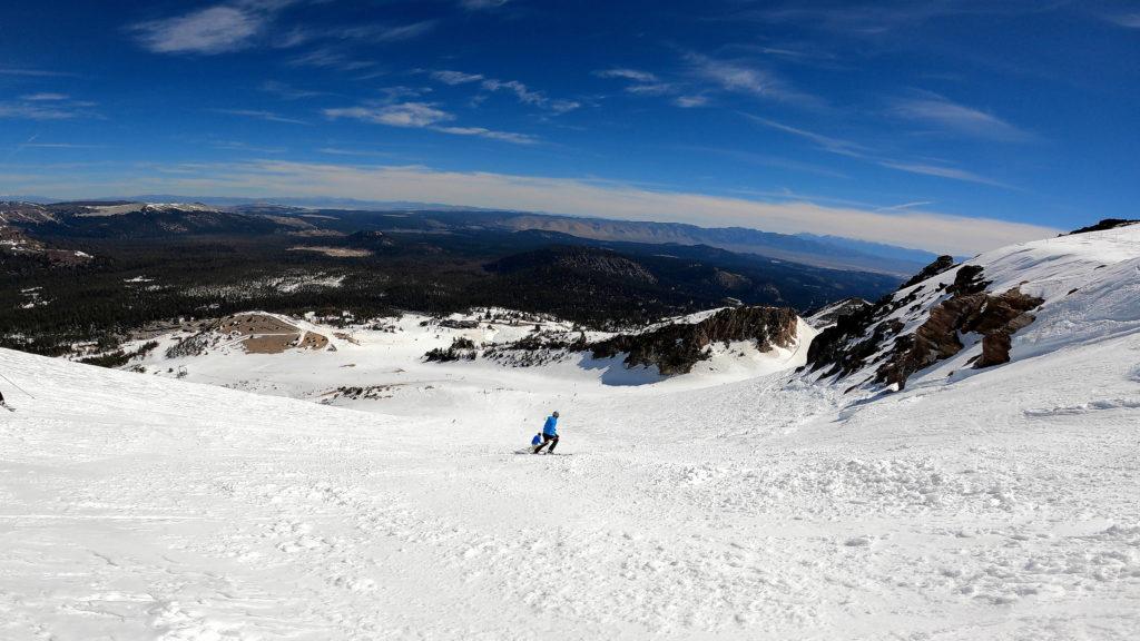 Cornice Bowl - Mammoth Mountain