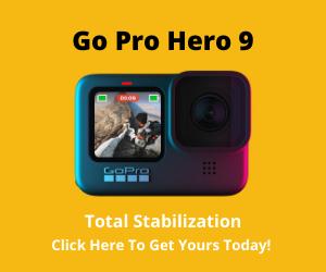 Go Pro Hero 9