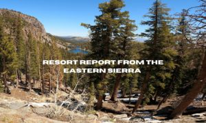 Read more about the article Video: Mammoth Lakes Resort Views Sample – Tuesday, May 18th, 2021