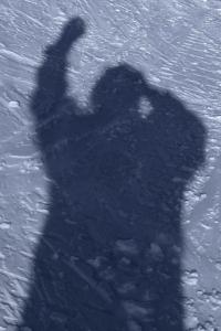 Mammoth Snowman Shadow