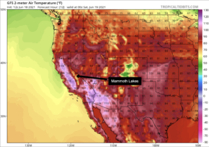 Read more about the article Weather Forecast Friday June 18th, 2021