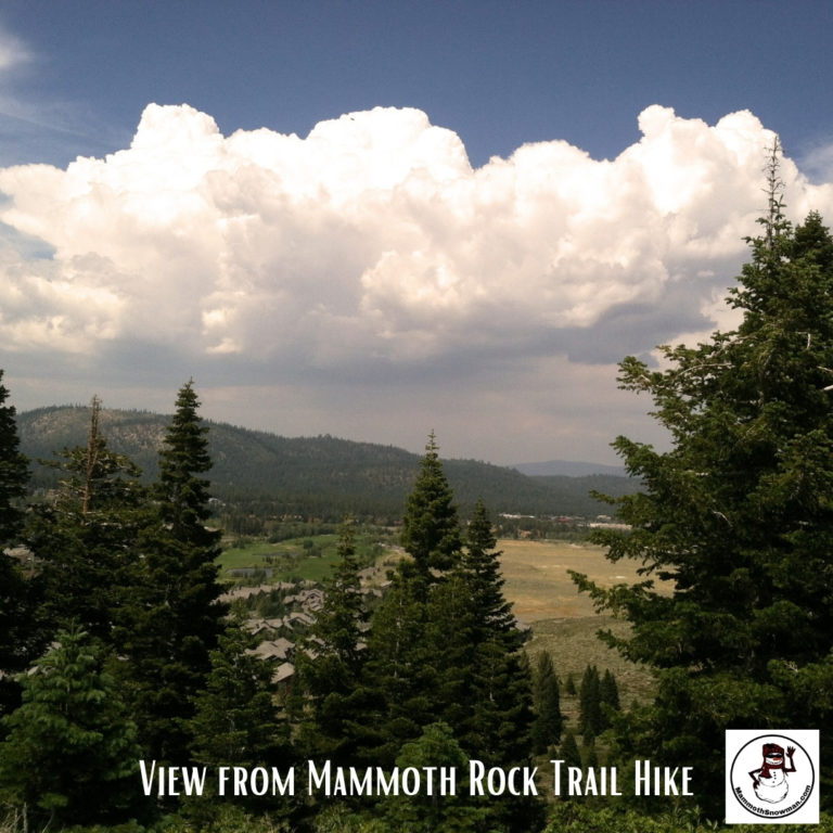 Mammoth Rock Trail Hike
