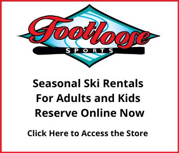 Footloose Sports Online Seasonal Rentals